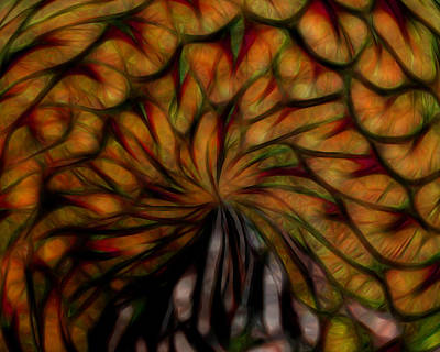 Digital Art - Tree Of Life Digital Art by Ernie Echols