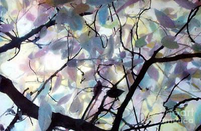 Hand-colored Photograph - Tree Of Life by Gloria De los Santos