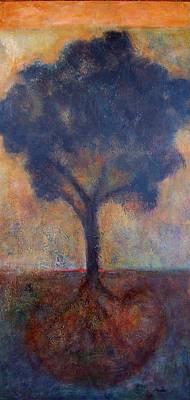 Tree Of Life Art Print by Jean Rodak
