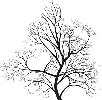 Photograph - Tree Of Life by John Crothers