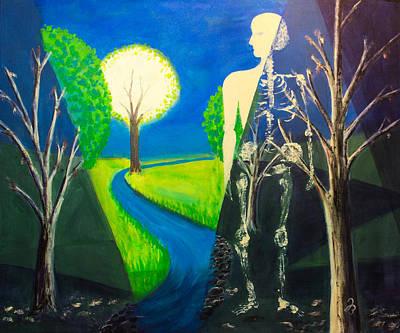 Painting - Tree Of Life by Jutta B