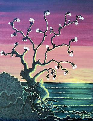 Painting - Tree Of Life by Thomas F Kennedy