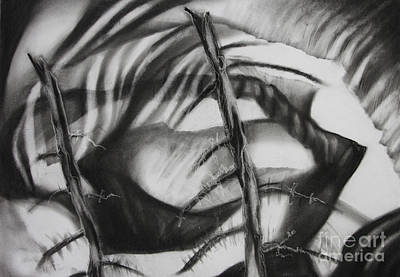 Tree-scape Art Print