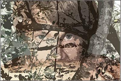 Tree Vision Art Print