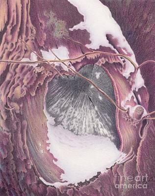 Treeheart Art Print
