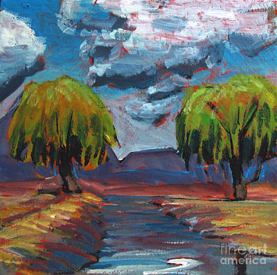 Trees Of Life Original by Charlie Spear