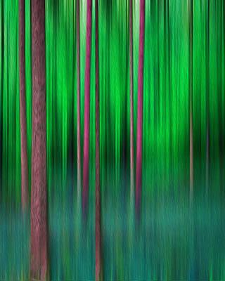 Trees Green Original