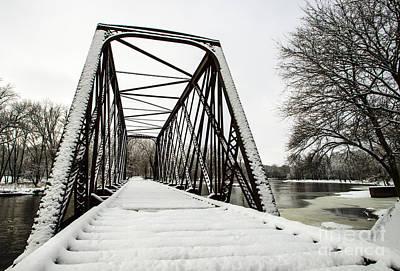 Photograph - Trestle Bridge After Nemo by Deborah Smolinske
