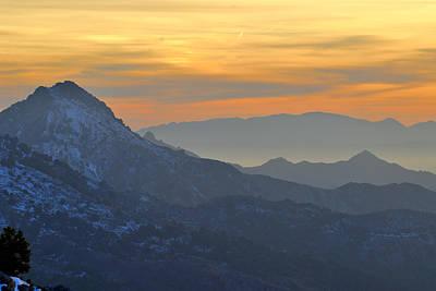 Trevenque Mountain  2079 M Original by Guido Montanes Castillo