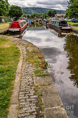Boat Basins Photograph - Trevor Basin by Adrian Evans