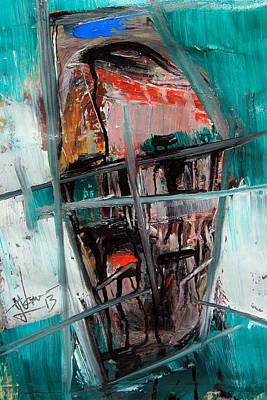 Painting - Tri Focals by Jim Vance