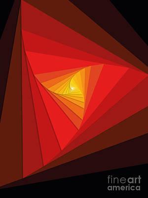 Triangular Genesis Original by Paulo Sezio De Carvalho