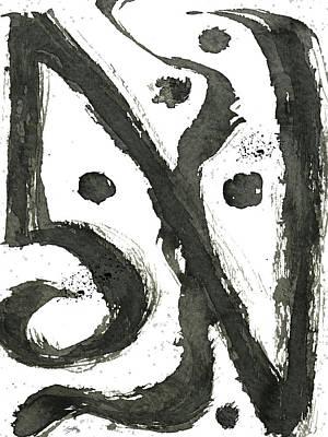 Tribal Oceana I Art Print