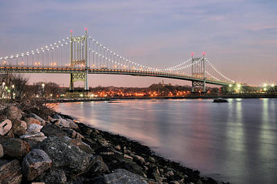 Harlem Ny Photograph - Triboro Nights by JC Findley