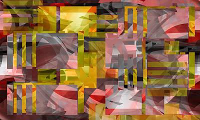 Digital Art - Tribute To Carmen - Digital Art by rd Erickson
