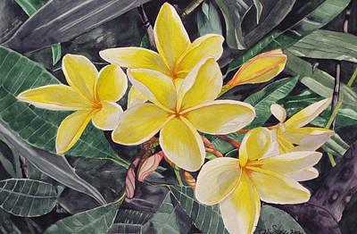 Painting - Tribute To Marita by Debi Singer