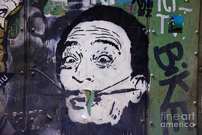 Photograph - Tribute To Salvador Dali by Victoria Herrera