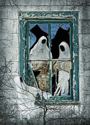 Whimsy Photograph - Trick Or Treat by Nikolyn McDonald