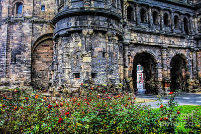 Photograph - Trier Gate by Rick Bragan