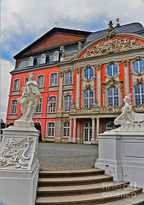 Photograph - Trier Palace by Elvis Vaughn
