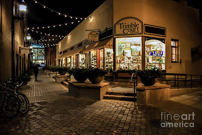 Fort Collins Photograph - Trimble Court by Jon Burch Photography