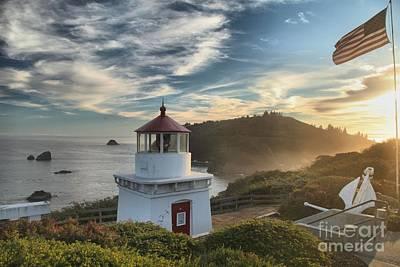 Photograph - Trinidad Light by Adam Jewell