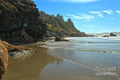 Photograph - Trinidad Luffenholtz Beach by Adam Jewell