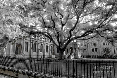 Photograph - Trinity Episcopal Cathedral 2 by Michael Eingle
