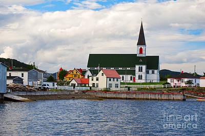 Photograph - Trinity Newfoundland by Les Palenik
