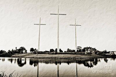 South Louisiana Photograph - Trinity by Scott Pellegrin