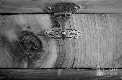 Old Jewelry Box Photograph - Trinkets by Andrea Goodrich