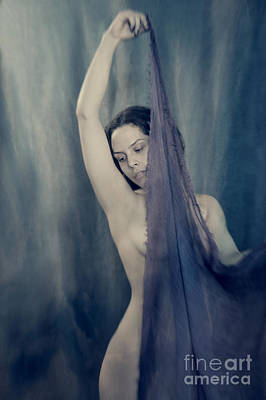 Artistic Nude Photograph - Tripping The Light Fantastic by Mayumi Yoshimaru