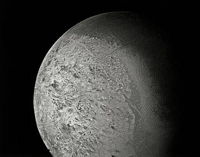Neptune Wall Art - Photograph - Triton Moon by Nasa/science Photo Library