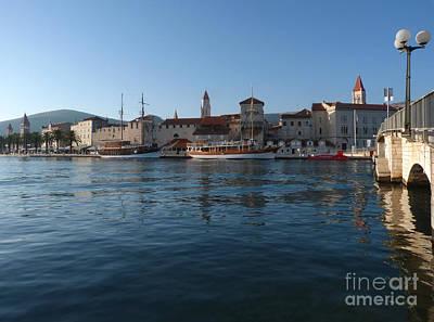 Trogir Old Town - Croatia Art Print