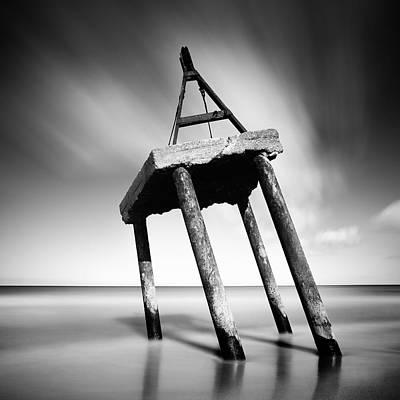 Balck Art Photograph - Trojan Horse by Krzysztof Jedrzejak