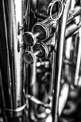 Photograph - Trombone by Karol Livote