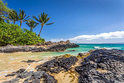 Photograph - Tropical Beach Hawaii by Pierre Leclerc Photography