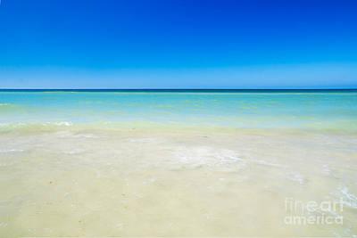 July Photograph - Tropical Beach by Michal Bednarek