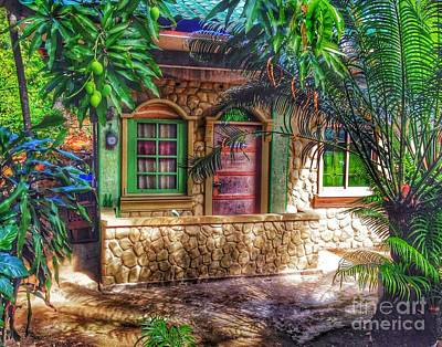 Photograph - Tropical House by Michael Arend