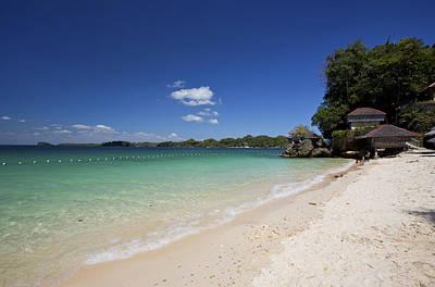 From The Kitchen - Tropical Island Beach Resort by Darren Burton