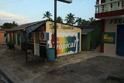 Photograph - Tropical Store by Mustafa Abdullah