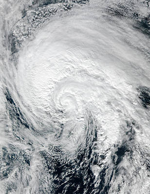 Azores Photograph - Tropical Storm Alex by Nasa