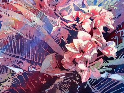 Painting - Tropical Treasures by Daydre Hamilton