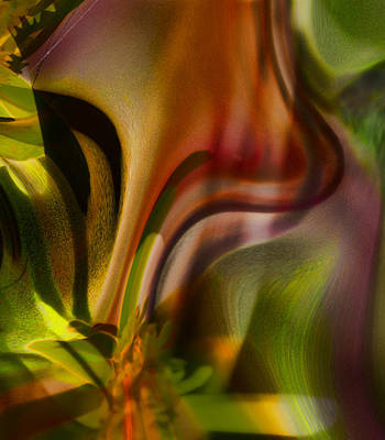 Digital Art - Tropique by Richard Thomas
