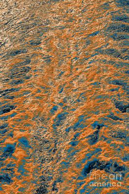 Digital Art - Troubled Water 2 by Leo Symon