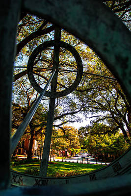 Troup Square Armillary Original by Gestalt Imagery