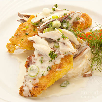 Photograph - Trout by New  Orleans Food