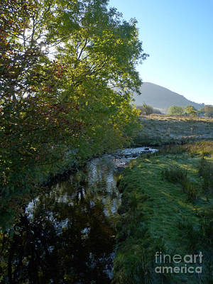 Photograph - Troutbeck - Autumn Morning by Phil Banks