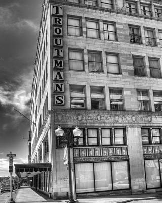 Photograph - Troutmann's by Coby Cooper