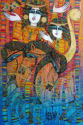 Troyka Art Print